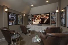 Coventry Homes | Media room