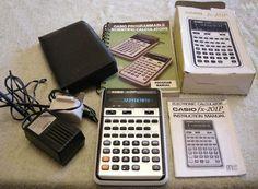 CASIO fx-201p - Casio Pocket computers & Calculators collector- PB FX CFX SL SF : CASIO fx-201p-CASIO fx-201p-CASIO fx-201p-CASIO fx-201p