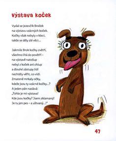 Výsledek obrázku pro vtipné básničky pro děti Diy For Kids, Tigger, Scooby Doo, Disney Characters, Fictional Characters, Children, School, Report Cards, Literatura