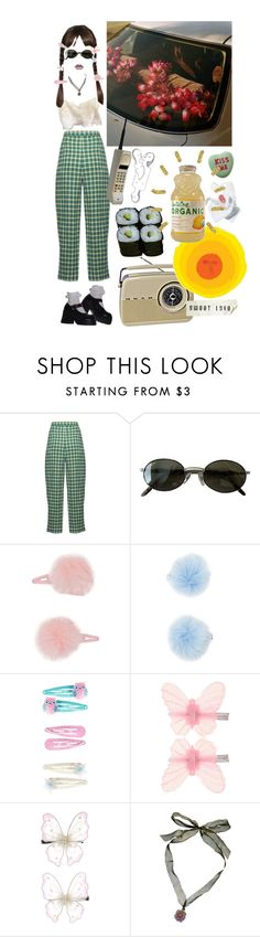 """california dreamin'"" by urmypoison ❤ liked on Polyvore featuring Anouki, Ray-Ban, Forever 21, Accessorize, Monsoon, Mickey Lynn, Jura, philosophy and vintage"