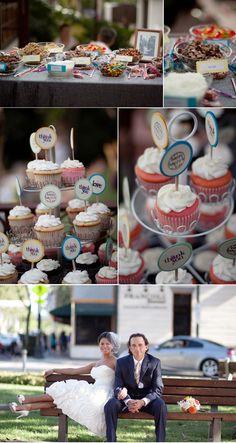 gaaanz viele Cupcakes