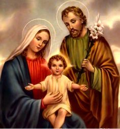 The Blessed Mother, Lord Jesus, Saint Joseph Religious Pictures, Jesus Pictures, Blessed Mother Mary, Blessed Virgin Mary, Catholic Art, Religious Art, Roman Catholic, Catholic Beliefs, Catholic Churches