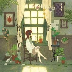 Art and illustration Art And Illustration, Art Plastique, Anime Chibi, Art Inspo, Cool Art, Concept Art, Art Drawings, Character Design, Artsy