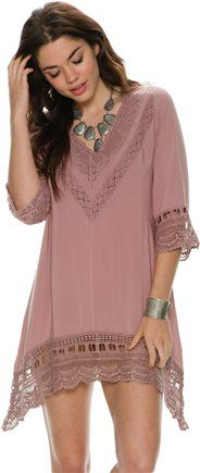SWELL IN THE VALLEY TUNIC. http://www.swell.com/New-Arrivals-Womens