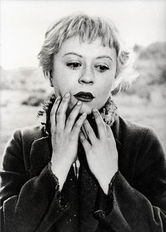 Giulietta Masina, La Strada (my feels for this movie cannot even...)