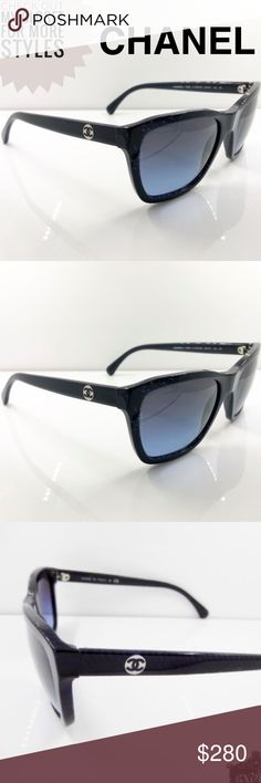 277408e77f88 EFFORTLESS STYLE AND ELEGANCE FROM CHANEL! STYLE NUMBER IS 5266. COLOR CODE  1409 S2. FRAME SIZE  EYE 53MM