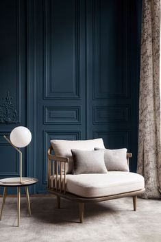 38 Cute Interior Design Ideas For Winter 2020 To Try - Home interior is an inner reflection that truly depicts living standards and aesthetic sense. Everyone wants to decorate their home in a modern and cl. Interior Design Minimalist, Luxury Interior Design, Modern Classic Interior, Contemporary Interior, Modern Luxury, Interior Paint, Room Interior, Living Room Storage, Living Room Decor