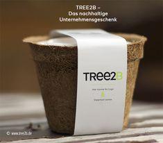 Heute habe ich noch einmal ein schönes, #nachhaltiges und mitwachsendes #Werbegeschenk für euch. Wenn schon Werbegeschenk, dann bitte Nachhaltig, finde ich. Zumal es mit Pflanzen (hier: Bäume) als We...