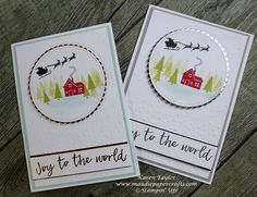 Stampin' Up! Hearts Come Home card from Maudiepapercrafts Stampin Up Christmas 2018, Christmas Cards 2017, Christmas Hearts, Christmas Card Crafts, Xmas Cards, Holiday Cards, Christmas Tag, Handmade Christmas, Winter Cards