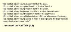 IMAM ALI IBN ABI TALIB (AS)