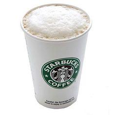 Navigating the Starbucks Menu - what NOT to get!