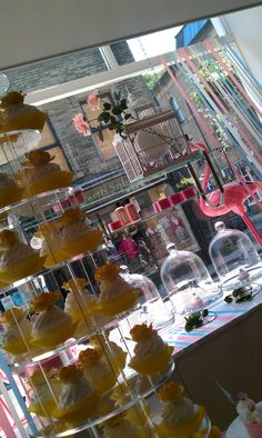Yorkshire Soap shop window display Hebden Bridge .. Fab little gifts from a fab company
