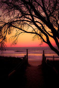 Sunset - Victoria, Australia