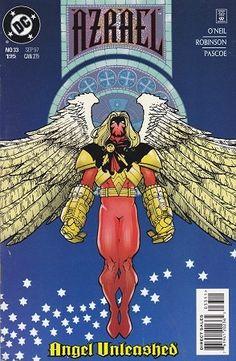 Azrael Dc Comics, Pauls Valley, Dc Comics Collection, Comic Art, Comic Books, Death Of Superman, Catwoman Cosplay, Dc Comics Characters, Batman Art