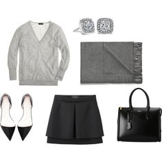 MINIMAL + CLASSIC: by norppaliina, via Polyvore