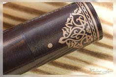 alverde Oriental Bazaar Limited Edition   Muskat-Brown Lippenstift