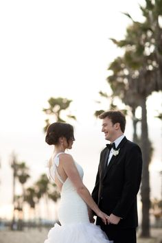 They do | Santa Monica, California Wedding at Casa Del Mar from Michael Segal  Read more - http://www.stylemepretty.com/california-weddings/2013/11/05/santa-monica-california-wedding-at-casa-del-mar-from-michael-segal/