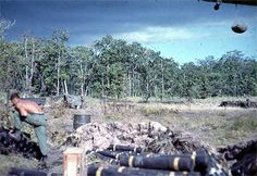 40 years today - A Vietnam War Timeline - Page 14 - Armchair General and HistoryNet >> The Best Forums in History Vietnam History, Vietnam War Photos, American War, American History, Rick Rescorla, Battle Of Ia Drang, Hal Moore, Killed In Action, Machine Guns