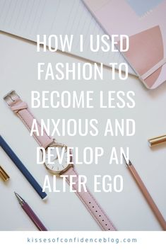 This post outlines how I used beauty and fashion to combat my anxiety and become so much happier! After creating an alter ego and using fashion to completely boost my self confidence and also reduce my anxiety, I was amazed by how much better my life was! How To Combat Depression, Depression Recovery, Overcoming Depression, Depression Help, Postpartum Depression, Mental Health Blogs, Mental Health Therapy, Mental Health Disorders, Mental Health Awareness
