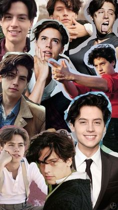 Finally a Cole sprouse collage Cole M Sprouse, Sprouse Bros, Cole Sprouse Jughead, Dylan Sprouse, Cole Sprouse Riverdale Wallpaper, Cole Sprouse Wallpaper Iphone, Cole Sprouse Lockscreen, Riverdale Cole Sprouse, Riverdale Memes