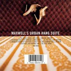 Maxwell - Maxwell's Urban Hang Suite - Last Concert Kim and I went to in Harlem a month before we had Bobby!