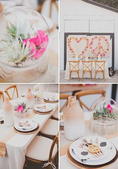 Paper Flower DIYs with West Elm + Giveaway!   Green Wedding Shoes Wedding Blog   Wedding Trends for Stylish + Creative Brides