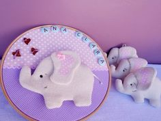 Kit Maternidade Elefantinha Quadro Maternidade Bastidor Elefante tema elefantinho, chá de bebê elefantinho, maternidade, porta de maternidade elefantinho, enfeite de porta elefantinho, kit maternidade, decoração maternidade, lembrancinha de maternidade, lembrancinha de nascimento, sachê elefantinho, lembrancinha elefantinho