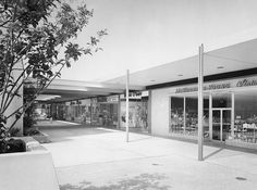 Valley Fair Shopping Center circa 1962 | Flickr - Photo Sharing!