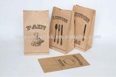 Impresos personalizados de pan francés bolsa de papel/baguette pan bolsa de embalaje-Bolsas-Identificación del producto:618654021-spanish.al...