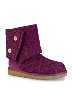 ugg boots for girls | UGG® Australia Girls' Lattice Boots - Sizes 10-12 Toddler; 13, 1-6 ...