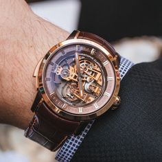 Skeleton Watches, Omega Watch, Accessories, Beautiful, Instagram