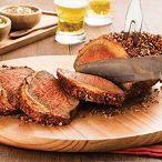 Churrasco de picanha com farofa e vinagrete de abobrinha por Academia da carne Friboi