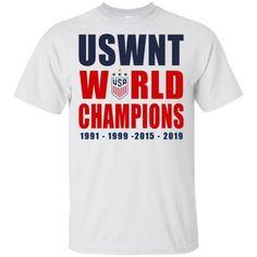 USWNT 2019 Women's World Cup Champions 4-Star T-Shirt - #4Star #champions #Cup #tshirt #USWNT #Womens #World Black History T Shirts, World Cup Champions, Texas Shirts, Science Tshirts, Women's World Cup, Time Shop, Party Shirts, Dog Shirt, Clothing Company