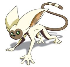 Momo is a lemur from avatar the last airbender on nick toons Avatar Zuko, Avatar The Last Airbender, Avatar Tattoo, Arma Steampunk, Arrow Comic, Arte Game Of Thrones, The Last Avatar, Friend Tattoos, Mermaid Art