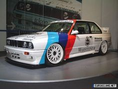 BMW E30 M3 DTM | BMW art car | BMW | Bimmer | BMW USA