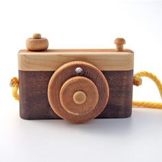 ...simply amazing #wood #camera for @kids