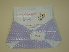Loliboli Ateliê de Idéias: Chá de fraldas da Eduarda