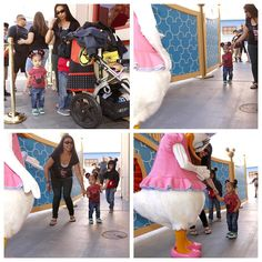 Going to meet #Daisy!!! #Disney #Disneyland #CaliforniaAdventure #Visa #Chase #MeetNGreet #Mouseketeer by kevinleeimaging
