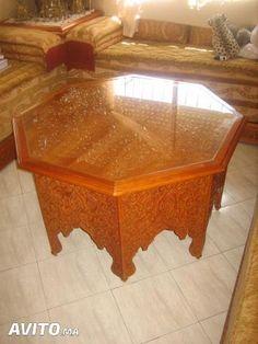 Merveilleux Une Table Traditionnelle Marocaine.