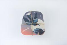 Jane Galloway Huia Coaster