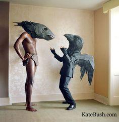 Bilderesultat for man with fish head
