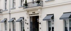 Central Brussels Hotels | The Dominican | Brussels, Belgium