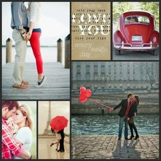 I want to love you every single day! #moodboard #mosaic #collage…