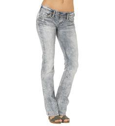 Tuesday Low Boot Light Wash - Bootcut - Shop by Leg - Jeans - Women #SJCsummerconcertstyle contest #IndigoSummer #silverjeans