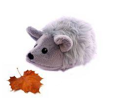Plush toy hedgehog