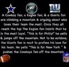 NY Giants!!! LOVE IT........BaHaHa