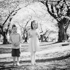 Tiana Simpson Photography - Black and White - Family Photo - www.tianasimpson.com