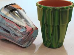 Cool project from http://www.kiwicrate.com/projects/Flower-Pot-Painting/1536: Flower Pot Painting