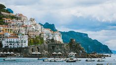 Located in the south of Italy, the Amalfi Coast is one of the most beautiful portions of the Tyrrhenian Sea Shore.Besides the beautiful panoramic images Panoramic Images, Most Visited, Amalfi Coast, The Locals, Travel Photos, Dolores Park, Photo Galleries, Universe, Skyline