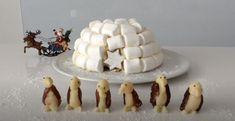 Igloo de Noël Menu, Desserts, Noel, Queso Blanco, Menu Board Design, Postres, Deserts, Dessert, Menu Cards